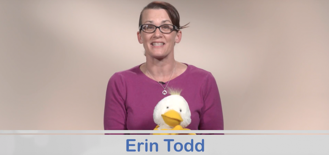 Erin Todd, Pudding on the plate